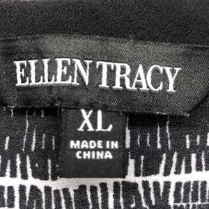 Ellen Tracy Tops - Ellen Tracy Polyester Blouse
